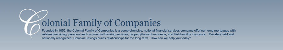 Colonial Companies Home Page